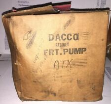 Dacco Remanufactured Ford ATX Transmission Front Pump