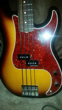 Fender Standard Precision Electric Bass Guitar