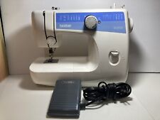 Brother LS-2125 Mechanical Sewing Machine w/ Pedal Plus Troubleshooting Instruct