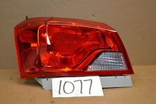 14 15 16 17 Chevy Impala  DRIVER Side Tail Light Used Rear Lamp #1077-T