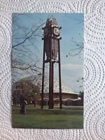 Palomar Community College San Diego County Postcard San Marcos  Clock Tower