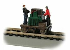 Bachmann BAC46223 HO Operating Gandy Dancer, Assorted Colors