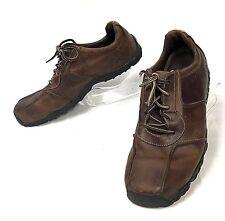 Timberland Men's Brown Leather Fashion Walking Shoe 56501 Size 12 M  (sh163)