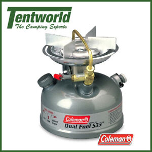 Coleman Guide Series Compact Dual Fuel 1 Burner Camping Stove