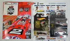 2019 Indianapolis 500 103RD Program Mario Andretti 50th Anniversary Fan Pack