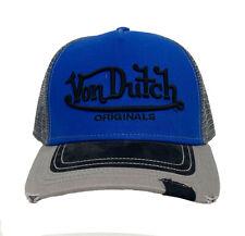 Von Dutch Trucker Cap Blue