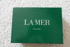La Mer Dark Green Small Glossy Empty Gift Box - This is Box Only