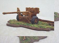 SGTS MESS GN21 1/72 Diecast WWII British 6 Pounder Anti-Tank Gun