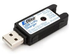 E-Flite EFLC1008 1S USB LiPo Battery Charger 350mA : Parkzone Night Vapor