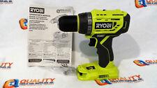 "New Ryobi P252 18V Li-Ion Brushless 1/2"" Drill/Driver 2-Speed - Bare Tool"