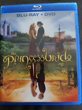 The Princess Bride (Blu-Ray/Dvd, 2 Disc Set, 20th Anniversary Edition)