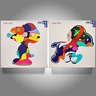 KAWS Puzzle Exclusive NO ONE'S HOME / STAY READY 1000 Pieces BRAND NEW SEALED