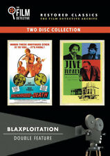 Blaxploitation Double Feature [New DVD] 2 Pack