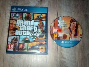 GTA 5...sur PS4