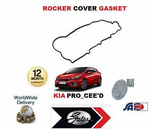FOR KIA PRO CEED 1.6TD 2008-> NEW ROCKER COVER GASKET