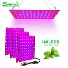 LED Grow Light 265V Phytolamp Plants 2835 Lamp Beads Quantum Board Growth Light