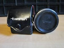 Tamron 2x Multi-Coated Auto Tele Converter--K-EE With Case--Excellent Condition