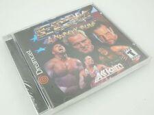 Sega Dreamcast - ECW Anarchy Rulz - Brand New Factory Sealed