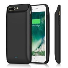 5000-7200mAh para iPhone 6 6s 7 8 Plus Batería Externa Estuche Magnético Portátil