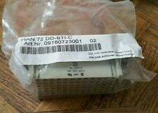 HARTING HAN 72 DD-STI-C INDUSTRIAL CONNECTOR 72 PIN 250V 10A, NEW male insert
