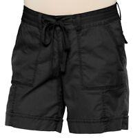 NWT SONOMA Twill Black Shorts, Womens Sizes 4, 6, 8, 10, 12