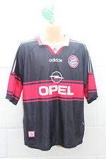 Vintage Adidas Bayern Munich Munchen Football shirt trikot jersey 1996-1999 XL