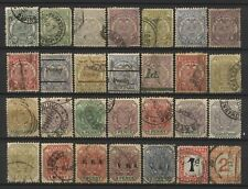 Transvaal Collection 28 Stamps Used