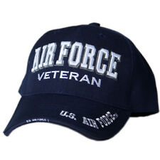 e4ac7586a19 US Honor Official Embroidered Veteran Shadow Air Force Baseball Caps Hats