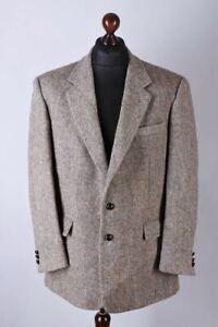 Harris Tweed Vintage Blazer Jacket Size XL / UK44 / EU54 / IT54