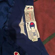 1992-93 Sacramento Kings Warmup Pants Champion Sz38 36-2 Pro Cut USA Made VNTG