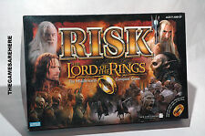 Risk Lord of the Rings Middle Earth Conquest 2002 COMPLETE (read description)
