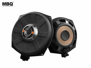 """BMW 20cm 8"""" Underseat Subwoofer Speaker For All BMW Car 1,3,5 Series X1 PAIR!"""