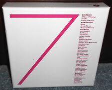7-Inches For Planned Parenthood Vinyl LP Box Foo Fighters Bjork Shepard Fairey