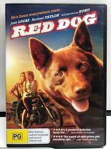 Red Dog - DVD - AusPost with Tracking
