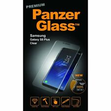 PANZERGLASS SAMSUNG GALAXY S8+ PLUS TEMPERED GLASS SCREEN PROTECTOR - CLEAR