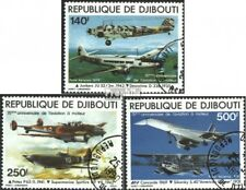 Djibouti 248-250 (complete issue) used 1979 Anniversary of 1. a