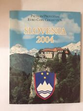 Slovenia 2004 Euro  Pattern COIN SET - FREE UK P&P