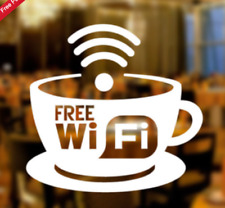 Wifi Free Hotspot Vinyl 200mm air release vinyl premium quaility fast dispatch