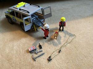 Playmobil 5427 Einsatzfahrzeug - Bergrettung