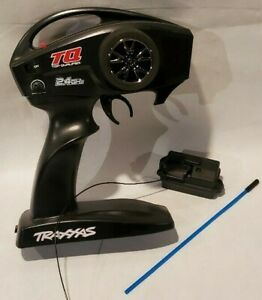 NEW traxxas 2.4ghz Remote And Receiver Rustler slash stampede bandit radio
