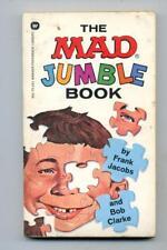 The Mad Jumble Book     Warner Books     1975    1st Print