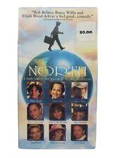 North (VHS, 1995) Bruce Willis, Elijah Wood, Jason Alexander FACTORY SEALED