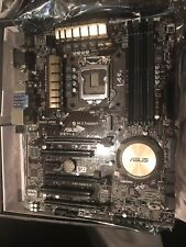 Asus Z97-A, LGA 1150, Intel Motherboard