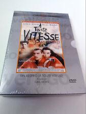 "DVD ""A TOUTE VITESSE (SIN RESPIRO)"" PRECINTADO SEALED GAEL MOREL ELODIE BOUCHEZ"