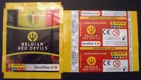 BUSTINA PACKET SOBRE PANINI FIFA W.C. BRASIL 2014 BELGIAN RED DEVILS