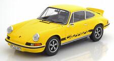 1:18 Norev Porsche 911 RS 2.7 Touring 1973 yellow/black