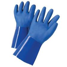 West Chester Chemical 13500/L Master Guard 12-Inch PVC Coated Glove Blue 1 Pair