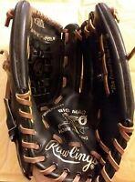 Mark McGwire Cardinals Special BIG MAC 70 HR Edition Rawlings baseball glove BLK