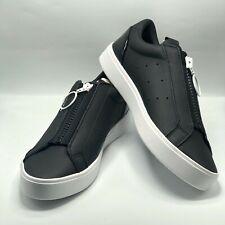 Adidas New Black Sleek Zip Women's Shoes