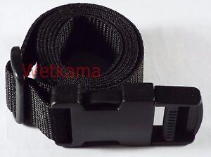 Rucksack Compression Straps 2 x 25mm Quick Release Backpack MOLLE Belts UK Made